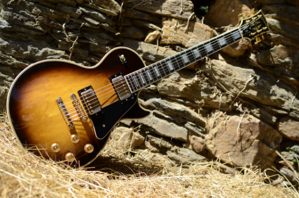 Gibson Les Paul Custom Antique Sunburst (1984)