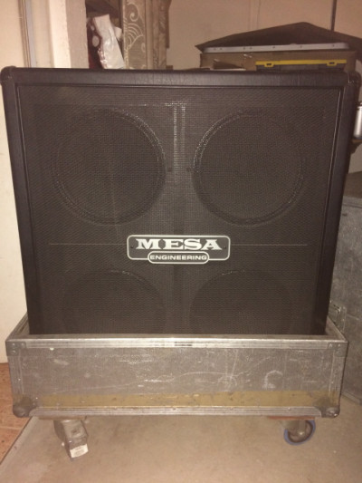"Pantalla- altavoz Mesa Boogie 4x12"" Roadking"