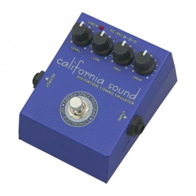 o cambio AMT California sound
