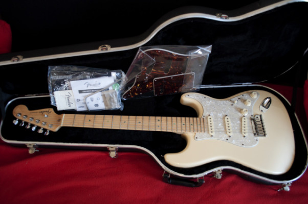 2007 Fender American Deluxe Stratocaster