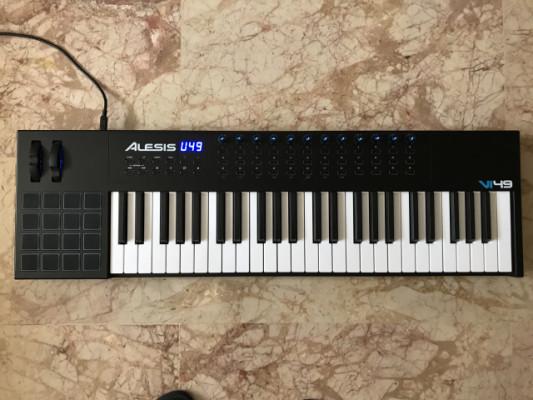 Alesis VI49 Teclado Controlador Midi