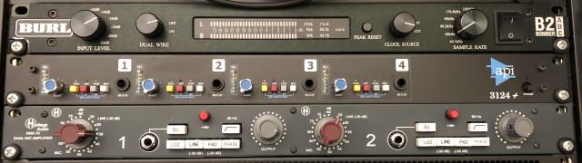Burl Audio B2 Bomber ADC