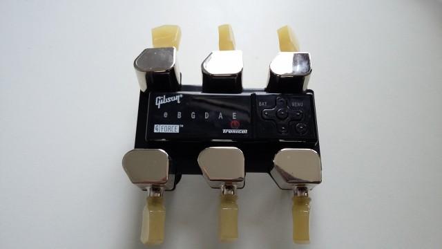 Vendo clavijero automático Gibson G Force (Tronical)