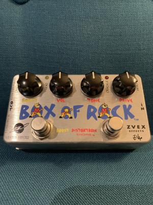 Zvex Box Of Rock Vertex