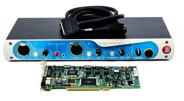 SISTEMA de GRABACIÓN PRO TOOLS 6.4 COMPLETO y MAC G4 DualCore