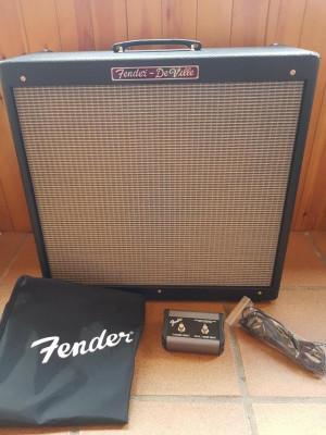 Amplificador FENDER Hot Rod Deville 4x10
