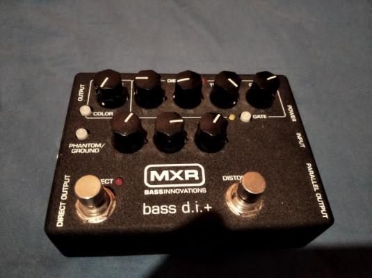 MXR BASS D.I.+