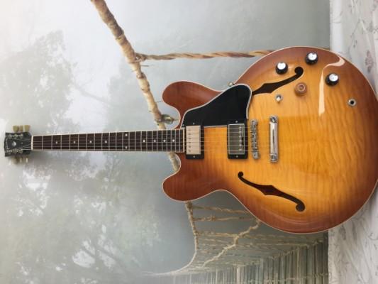 Gibson 335 lightburst 2004