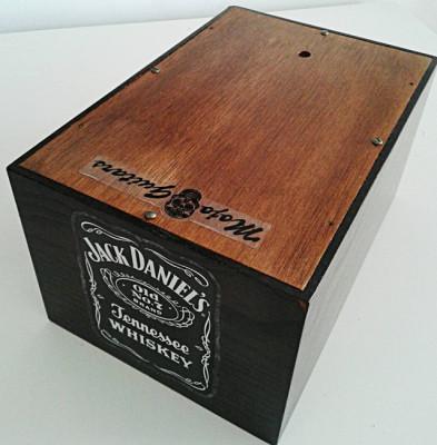 Stambox Jack Daniels, piezo Shadow