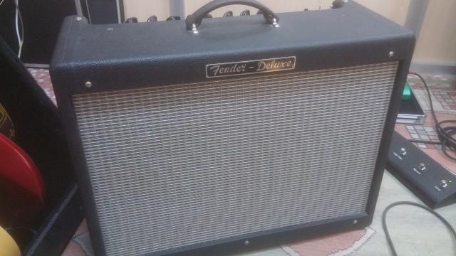 Amplificador Fender Hot Rod Deluxe MKII 40W. SOLO VENTA