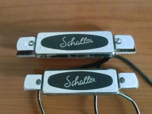 2 pastilllas Schaller