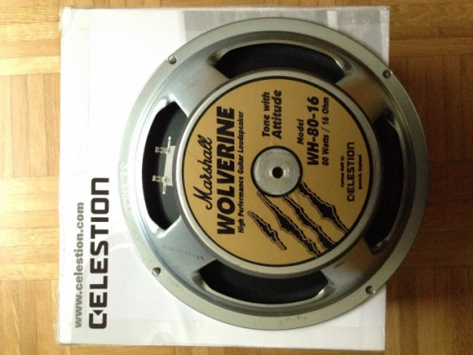 Celestion-Marshall Wolverine 80W 16ohm