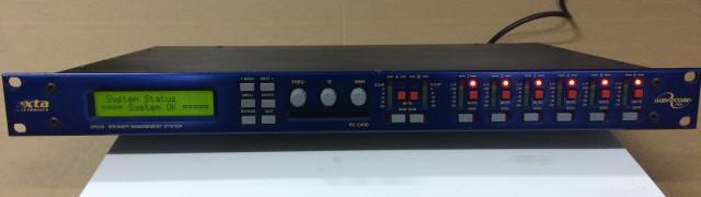 Procesador/Crossover XTA DP226