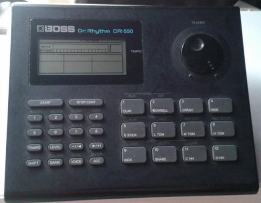 BOSS DR-550 (Envío incluido)