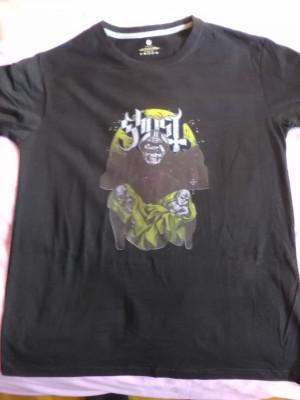 : Camiseta de la banda GHOST (NUEVA) También CAMBIO