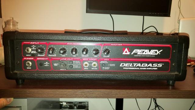 Peavey Delta Bass