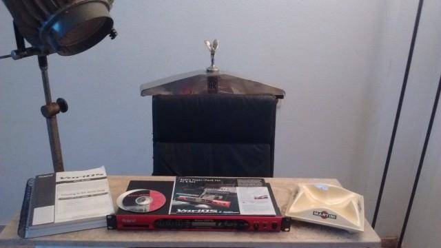 Vendo equipo de estudio: Roland, Kurzweil, Waves, E-mu, etc. Fax Fujitsu vintage.