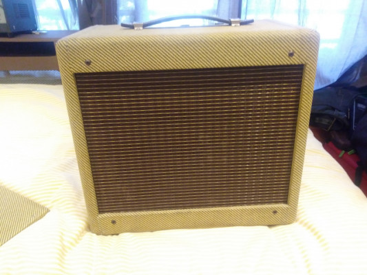 Kit Fender Champ 5F1 Marsh Amps