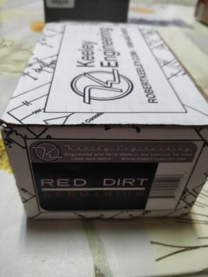 Keeley Red Dirt Germanium