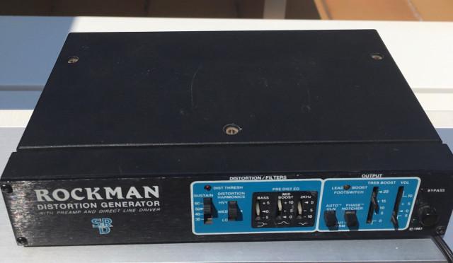 Distrsion ROCKMAN Mod.100 Vintage