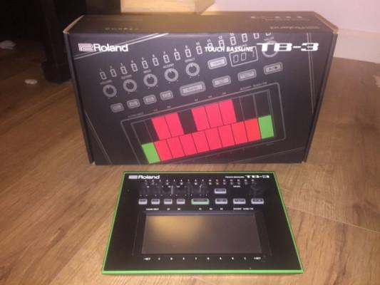 Roland TB 3 (303 bassline)