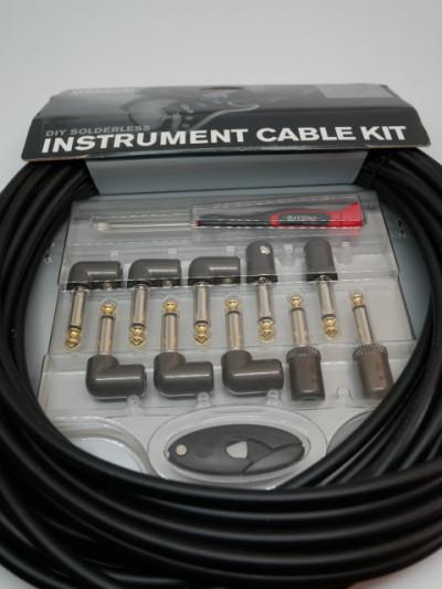 Daddario PW-GPKIT-50. Kit para construir cables de calidad.