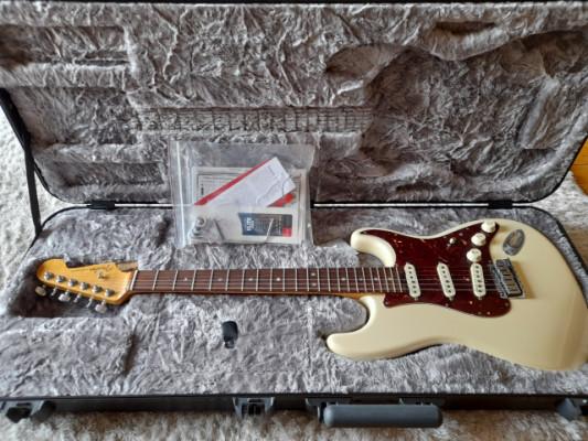 Fender Stratocaster American Elite (Envio incluido). No cambios.