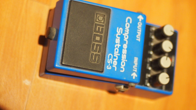 Boss compressor sustainer CS 3