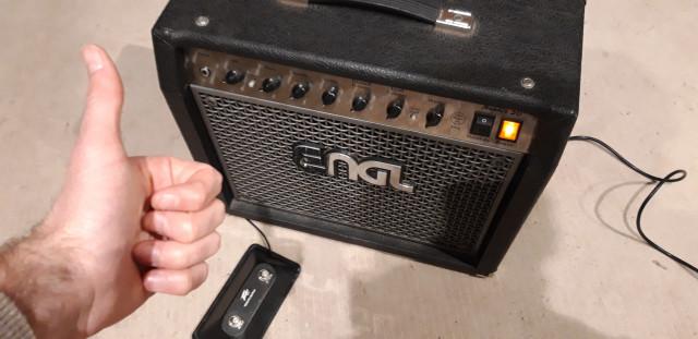 Ampli Combo ENGL Thunder 50