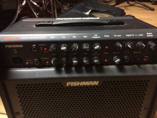 Amplificador acústico Fishman Loudbox 100