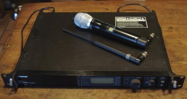 Microfono Inalámbrico Shure Ur2 BETA 87a