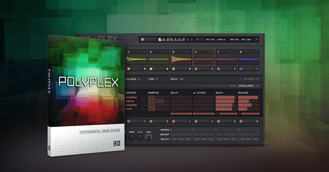 Polyplex de Native-Instruments -50% !!!