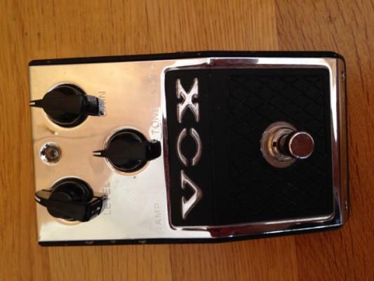 Vox V810 modificado por Faustone