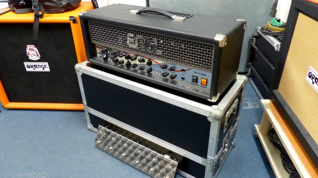 Amplificador ENGL Powerball + ENGL Z5 controller + Flightcase