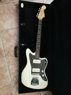 Fender Jazzmaster Japan o cambio por acústica o dobro