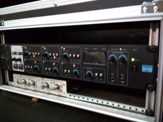 Interface Focusrite Saffire Liquid 56