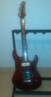 Guitarra Yamaha Pacífica 611HFM Root Beer