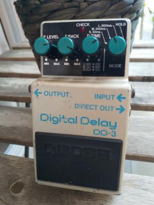 Delay Boss DD3 Blue Label