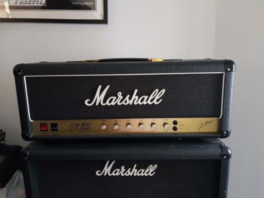 Vendo Marshall JCM 800 2203 re-edición