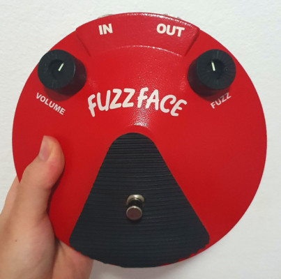 Dunlop Face Fuzz Dallas Arbiter
