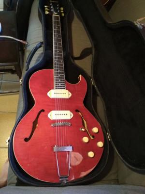 Guitarra eléctrica Epiphone Sorento CH