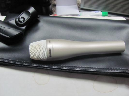 Micrófono Shure SM 63