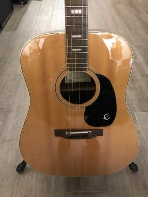 Guitarra acústica Epiphone japan