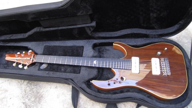 Gastanaduy L (cambio por guitarra acústica)