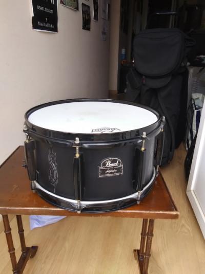 Vendo Caja Pearl JJ1365 Joey Jordison Snare por 210€