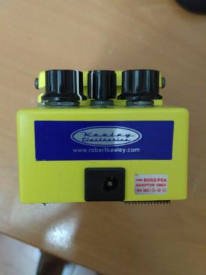 Dr.Z Brakelite, Brunetti Mercury Box, One Control SROD