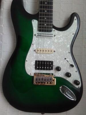 Stratocaster piezas tienda