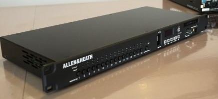 Grabador Allen&Heath ICE-16D
