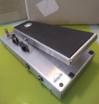 AUTOMAGIC SILVER MACHINE WAH. MUSICIAN SOUND DESIGN. ENVIO INCLUIDO