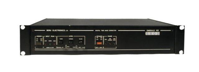 Corrector base de tiempos Boru Electronics Emerald 100.